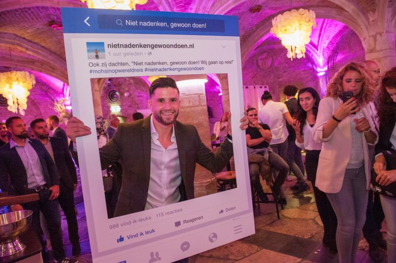 Travelinfluencer Mohsin op Wereldreis begint reiswebsite. Een interview over  'Niet nadenken gewoon doen.nl'