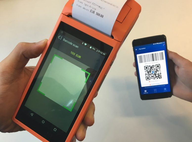 AliPays-Bas: Chinees mobiel betalen in Nederland