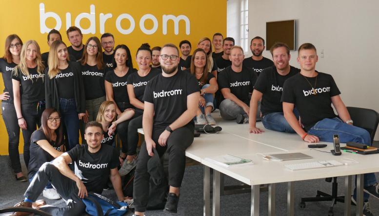 Bidroom beste Travel startup van Nederland