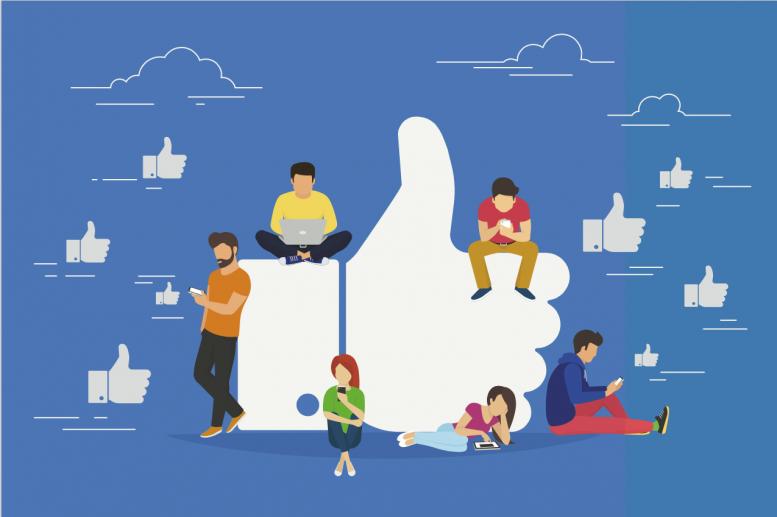 Onderzoek service-level op Facebook