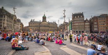 Toerismedruk Amsterdam: voor elke inwoner 10 hotelgasten