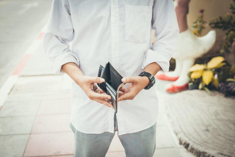 Millennials regelmatig 'blut' terug van vakantie