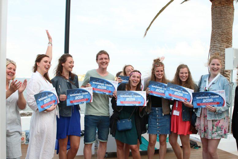 Innovatie volgens millennials: RSC18 resulteert in 5 adopties voor volgende fase door reisorganisaties