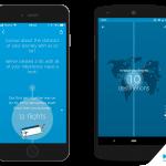 KLM introduceert 'Milestones' in mobiele app