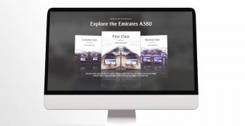 Emirates lanceert als eerste web virtual reality technologie