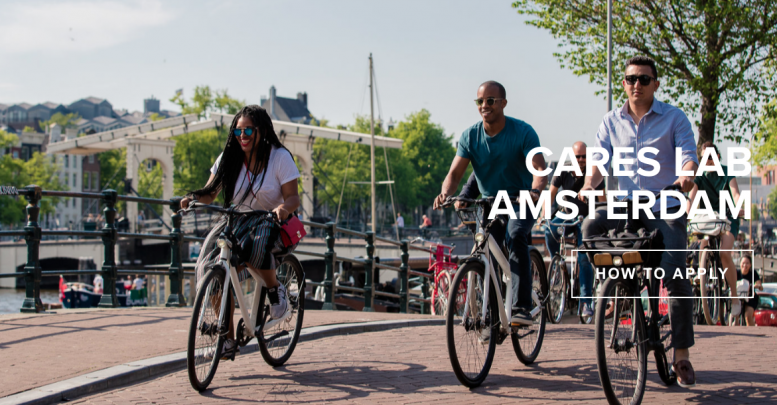 Booking.com kondigt eerste Booking Cares Lab in Amsterdam aan