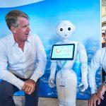 TUI zet nieuwe stap met Robot Assistant 'Pepper 2E'