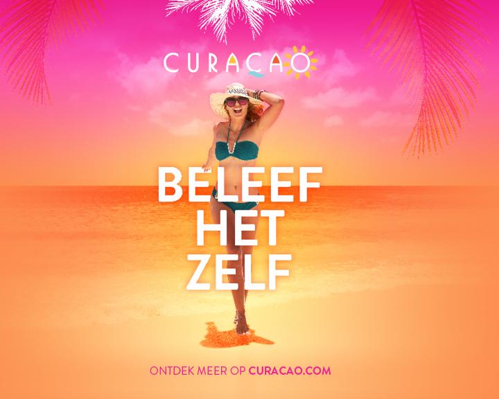 """Curaçao lanceert """"Beleef het zelf""""-campagne"""