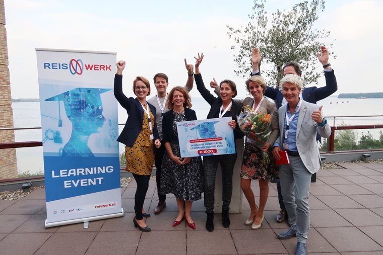E-Lab Tourism van Breda University wint Reiswerk Innovative Learning Award