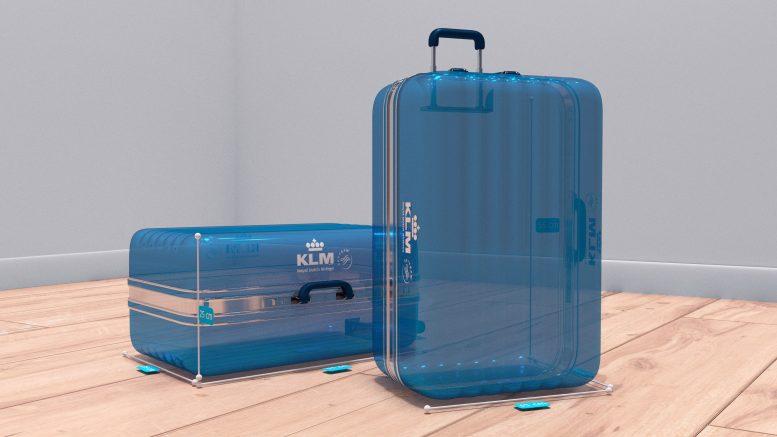 KLM's Augmented Reality handbagagecheck beschikbaar in Messenger