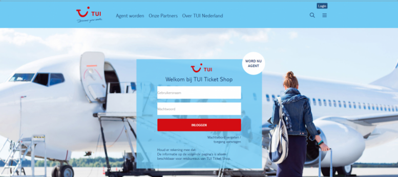 TUI flight consolidator
